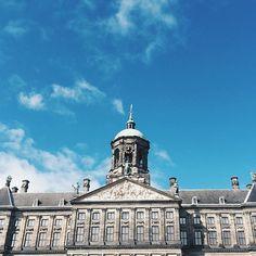 Dam Square | AMS #amsterdam