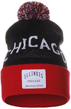 d537e06cd9e3c9 Chicago White Sox Pom Hat Chicago White Sox, Pom Pom Hat, 80s Fashion,