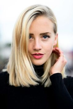 Lob Haircuts are the best option if you cannot decide between short hair and long hair. Long Bob hairstyles are elegant, beautiful and suit any woman. It w