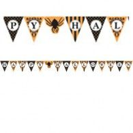 Banner Pennant Happy Halloween, $15.95, A129462