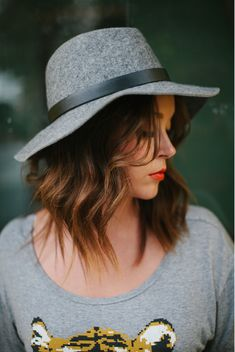 Long bob haircut on brunette Ombre Hair, New Hair, Your Hair, Head Band, Long Bob Haircuts, Girly, Looks Style, Pretty Hairstyles, Basic Hairstyles