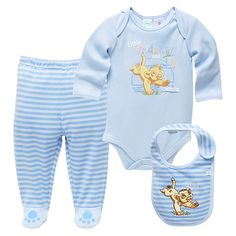 Newborn Boy Clothes, Baby Outfits Newborn, Baby Boy Newborn, Lion King Nursery, Lion King Baby Shower, Cute Baby Boy Outfits, Toddler Outfits, Kids Outfits, Disney Baby Clothes