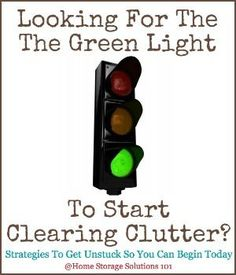 If you're feeling overwhelmed about where to start clearing clutter, here are 7 strategies you can use to begin today!