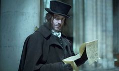 Meet the man behind Jonathan Strange & Mr Norrell's Childermass: Enzo Cilenti Enzo Cilenti, Raven King, Series Premiere, Bbc America, Period Dramas, Guardians Of The Galaxy, The Magicians, The Man, Science Fiction