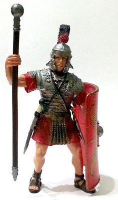 Legionario della BBI (Blue Box Toys). #Miniatures #Figures #AncientRome