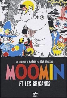 La série des Moomin