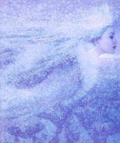 The Snow Queen by Christian Birmingham #illustration #thesnowqueen #christianbirmingham