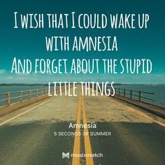 5 Second Of Summer - Amnesia