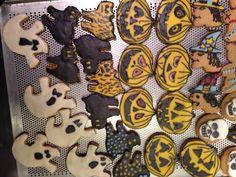 Biscuits halloween MIAM www.madamealexmuffinsbio.ch