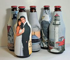 1 Custom insulated sm bottle koozie for conventions by wedoart, $5.95