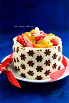 Ukrainian Cake    #Ukrainian #cake #dessert