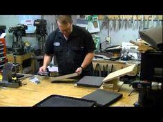 kydex knife sheath tutorial part 2 of 4