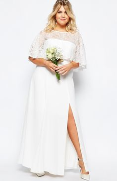 This lace maxi dress is stunning — and it costs less than $500.