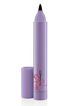 Kelly & Sharon Osbourne's MAC Cosmetics Collab Is Finally Here #refinery29  http://www.refinery29.com/2014/05/68240/kelly-osbourne-mac-collaboration-pictures#slide7  MAC Kelly Osbourne Jumbo Penultimate, $22, available at MAC starting June 2.