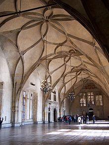 Vladislavský sál - Wikipédia Beautiful Buildings 74c8cce5dc