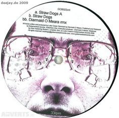 GOB022 - Luke Creed // Straw Dogs EP incl Diarmaid O Meara Remix - ***REDUCED PRICE FOR MULTIPLE U...
