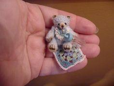 Teeny Tiny Bear...it even has it's own Teeny Tiny Blanket!