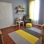 Flor squares to make up rug