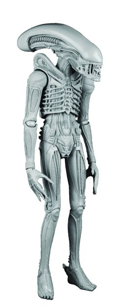 """NECA Is Turning The """"Big Chap"""" Alien Into An Amazing, Gigantic Figure"""
