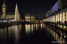 Weihnachtsmarkt / Rathausmarkt Hamburg