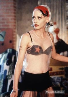 Tank Girl - Publicity still of Lori Petty. The image measures 718 * 1024 pixels and was added on 24 July Tank Girl, Lori Petty, Striped Tube Socks, Girl Inspiration, Character Inspiration, Girls Rules, Panzer, Girl Gang, Celebs