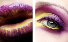 #SephoraColorWash <3 Try these bright pigments from sephora to obtain this look http://www.sephora.com/aquarelle-P268711?skuId=1268077