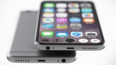 El iPhone 7 Tendría Touch ID Virtual y Perdería el Botón Home