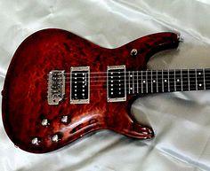 BCH Guitars MR1(Modern Rock 1) Custom Hand build electric guitar, Burnt Orange