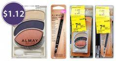 Hot Almay Coupon—Eye Shadow, $1.12 at Walgreens!