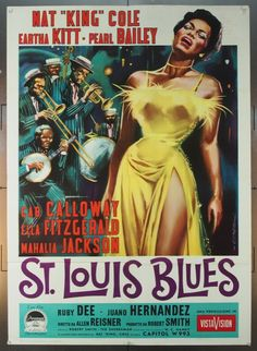 MovieArt Original Film Posters - ST. LOUIS BLUES (1958) 24776, $1,750.00 (https://www.movieart.com/st-louis-blues-1958-24776/)