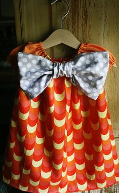 big bow dress x