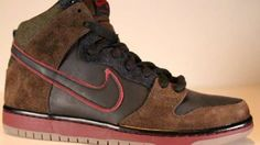 The Nike SB 'Reign in Blood' is Slayer-Inspired #shoes #footwear trendhunter.com
