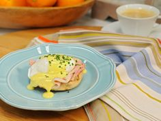 Eggs Benedict Recipe from Palo Restaurant on Disney Cruise Line: Food Network