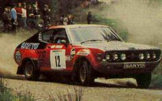 1976 Scottish Rally (Dawson Andy - Marriott Andrew)Datsun 160J