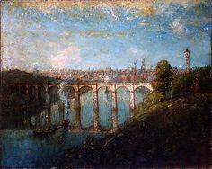 Henry Ward Ranger - High Bridge, New York - 1905