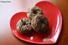 Chocolate Crumble Baked Donuts Recipe
