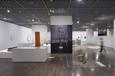 torafu architects realize jiro takamatsu: mysteries exhibition design