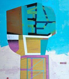Jim Harris – Abstract Geometry