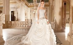 Demetrios 2015 Wedding Dress Style GR271