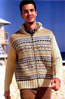 Вязание мужчинам — Мир вязания и рукоделия