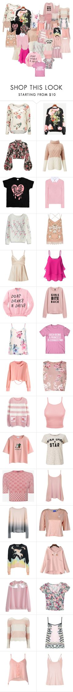 """""""Hayden Scamander"""" by daughter-of-poseidon-gryffindor ❤ liked on Polyvore featuring Jill Stuart, Miss Selfridge, Altuzarra, Chicwish, River Island, Doublju, Dorothy Perkins, LE3NO, WithChic and Maison Scotch"""
