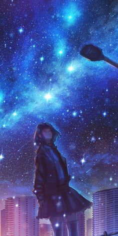 Anime Backgrounds Wallpapers, Anime Scenery Wallpaper, Landscape Wallpaper, Cute Anime Wallpaper, Pretty Wallpapers, Cute Cartoon Wallpapers, Galaxy Wallpaper, Animes Wallpapers, Sky Anime