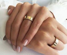 Alianças Itália ♥ Casamento e Noivado em Ouro 18K - Reisman - Reisman Alianças