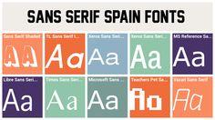 spain font - Google 검색