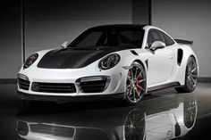 寬體霸氣加上猛暴動力 TopCar操刀《Porsche 911 Turbo S》馬力直上750hp| 國王車訊 KingAutos