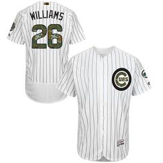 9595486f15f Buy Cubs Willson Contreras White(Blue Strip) Flexbase Authentic Collection  2016 Memorial Day Stitched Baseball Jersey from Reliable Cubs Willson  Contreras ...
