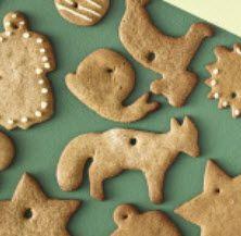 Schwedische Pfefferkuchen Kekse