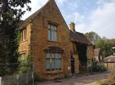 The old Moreton-in Marsh hospital was the second Kembleford police station.