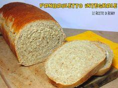Pan+Bauletto+Integrale+-+Ricetta+Semplice