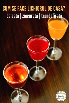 Caisată, zmeurată, trandafirată. Cum se face lichiorul de casă. O reţetă simplă pe care o poţi aplica pentru a face lichior din orice fructe şi flori. #lichior #lichiordecasa #bauturi #bauturidecasa #caisata #visinata #tradafirata #zmeurata #bauturialcoolice #bucatearomate Orice, Alcoholic Drinks, Knives, Liquor Drinks, Alcoholic Beverages, Liquor